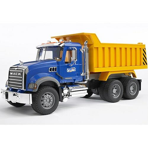 ブルーダー社 プロシリーズ MACK Tip up トラック