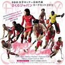 "■2012 sale ■ BBM girl hockey representative from Japan cherry tree Japan card set ""full bloom"""