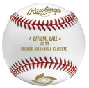 RAWLINGS official ball 2013 WBC (World Baseball ball classic)