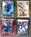 ■Sale (I set )■ battle spirits hologram card sleeve sword blade collection sleeve 2 four kinds for shipment on about February 4)