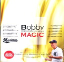 Chiba Lotte Marines card BOBBY MAGIC