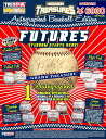 2008 HIDDEN TREASURES FUTURES AUTOGRAPHED BASEBALL
