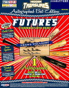 2008 HIDDEN TREASURES FUTURES AUTOGRAPHED BAT