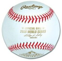 2008 RAWLINGS World Series formula balls