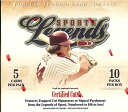■2008 sale ■ DONRUSS AMERICANA SPORTS LEGENDS