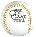 #RGGBB RAWLINGS GOLD GLOVE AWARD BASEBALL Gold Glove Award memory ball