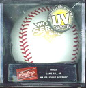 RAWLINGS 2009 Yankees World Series Championship ball UV case insertion Edition ( #WSBB09CHAMP-R )