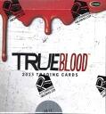 2013 Tru blood TRUE BLOOD trading card BOX