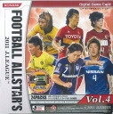 ■2011 sale ■ Konami football all-stars J League Vol.4 BOX
