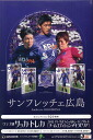 2013 J League card team edition memo rabbi rear Sanfrecce Hiroshima BOX