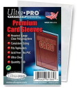 ULTRA PRO PREMIUM CARD SLEEVES