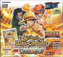 Miracle battle carddas Super fierce battle chopper one piece heirs to the decision of the D [OP06] Booster Pack BOX