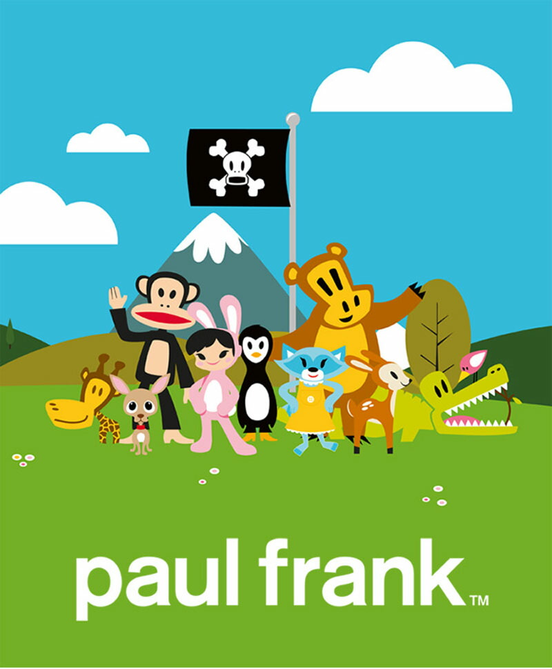 paul frank/おしゃれバックパック