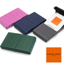[GIORGIO FEDON] P-CARTE-P-DIARIO Business card holder S DIARIO Collection