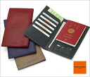 Giorgio feh Don SPICY travel ticket holder (passport case cowhide leather)