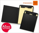[GIORGIO FEDON] P-NOTES-A5-C (A5 Size Clipboard with cover)