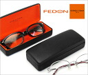 Giorgio feh Don MR-L-1919 square type glasses case (glasses case)