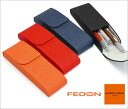 Giorgio fed in SAFFIANO pen case double (pencil case)