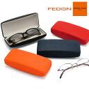 [GIORGIO FEDON] SAFFIANO CANOVA-G glasses case  (eyeglass case )
