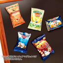 Miniature magnet egg Pack potato chips popcorn