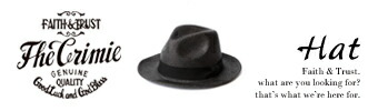 CRIMIE(クライミー) 帽子