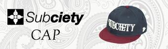 SUBCIETY(サブサエティ) 帽子