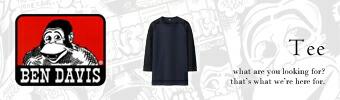 BEN DAVIS(ベンデイビス) Tシャツ