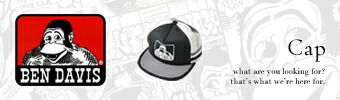BEN DAVIS(ベンデイビス) 帽子
