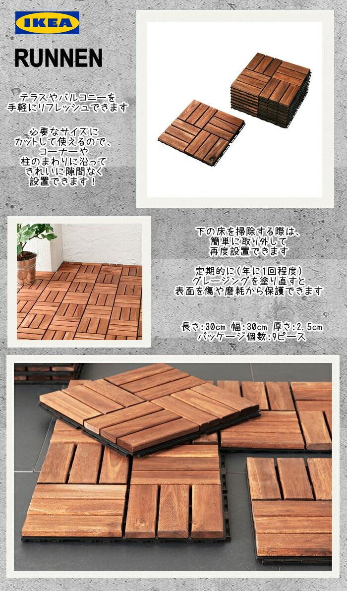 ikea runnen diy 9 smtb ms 30234229. Black Bedroom Furniture Sets. Home Design Ideas