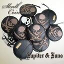 Jupiter &Juno ジュピターアンドジュノ Skull Coincase (スカルコイン case)