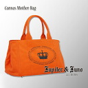 Jupiter&Juno ジュピターアンドジュノ CANVAS Mother BAG( canvas tote bag)
