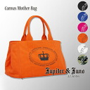 Jupiter &Juno ジュピターアンドジュノ CANVAS Mother BAG (canvas tote bag)