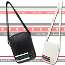 Jupiter &Juno Jupiter and Juno Skull Tricolore Shoulder Bag (skull tricolor shoulder bag)