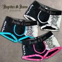 △Jupiter&Juno( ジュピターアンドジュノ )Python Printed X Logo Boxer Pants( python print X logo boxer underwear )JM1012726