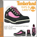 Timberland Timberland field boots 41949-Junior Waterproof Field Boot junior kids child ladies