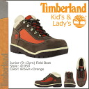 Timberland Timberland field boots 41950-Junior Waterproof Field Boot junior kids child ladies