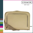 Coach COACH mens suitcase straw legacy leather archives