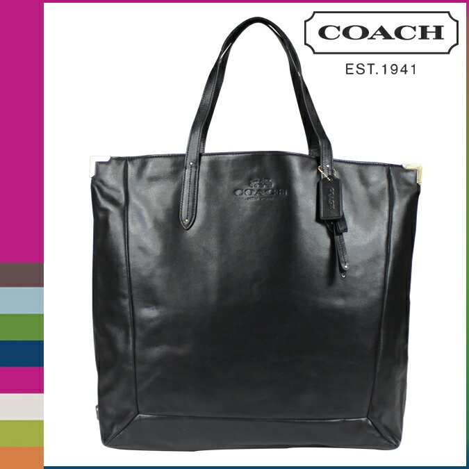 coach black purse outlet xwct  coach black tote leather