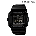 Casio CASIO G-SHOCK mini GMN-550-1DJR watch Lady's men clock