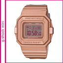 Casio CASIO G-SHOCK mini GMN-550-4CJR watch Lady's men clock