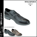 Royal Republic ROYAL REPUBLIQ call Derby classic shoes COLE DERBY CLASSIC SHOE leather mens 112121-121 2 color [1 / 6 new in stock] [exclude] ★ ★