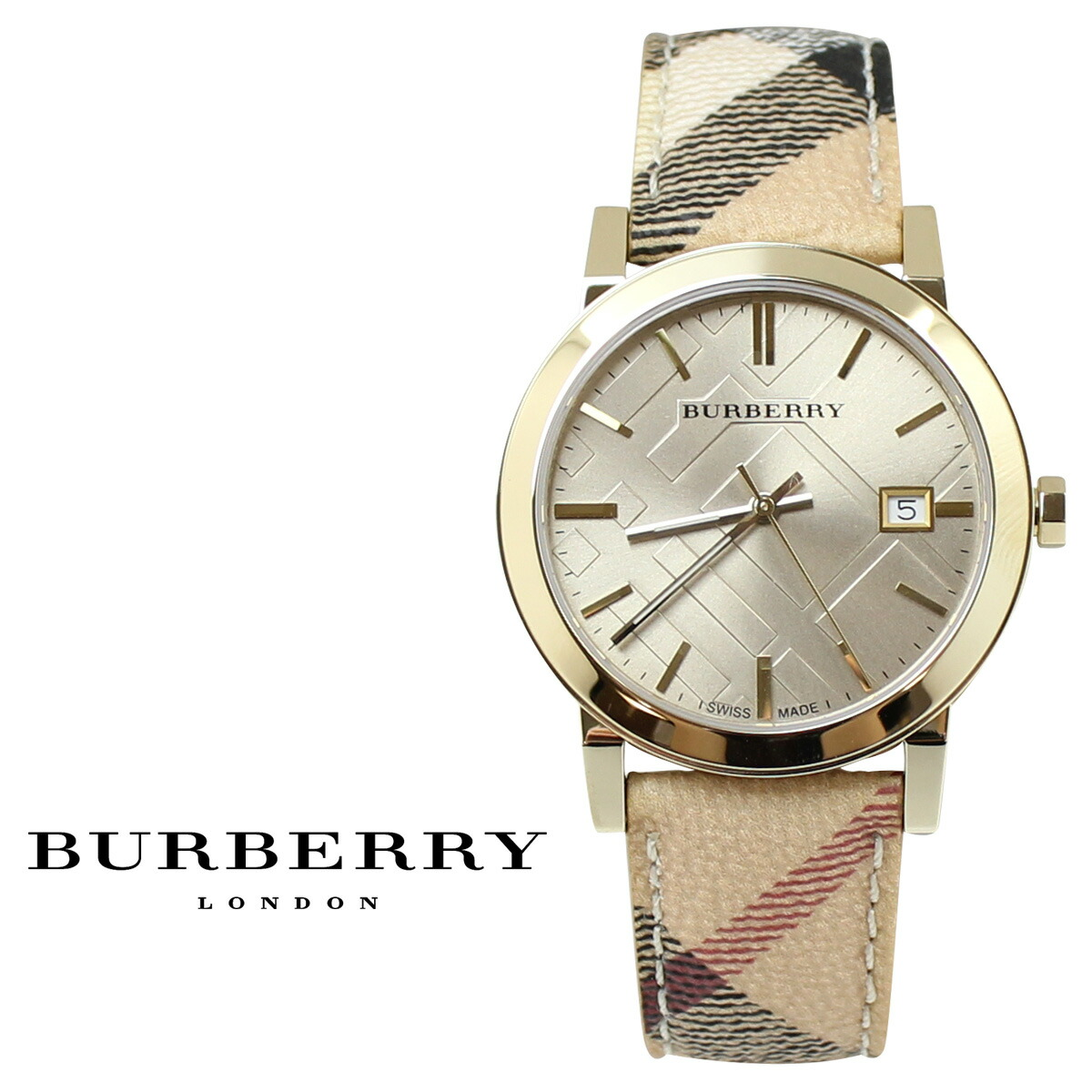 Allsports rakuten global market burberry burberry men 39 s women 39 s watches the city bu9026 9 15 for Burberry watches