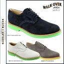 Men's walkover WALK OVER plane shoes [3 colors] WM0010 WM4001 WM5001 DERBY 100 [regular]