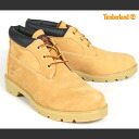 Timberland Timberland waterproof chukka boot wheat boots BOYS GIRLS
