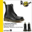 Dr. Martens Dr.Martens Womens 1460 8 hole boots 1460 BOOTS WOMENS 8EYE leather R11821006 black [regular]