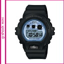 Point 2 x Casio CASIO g-shock mini ladies watch men's Watch Black GMN-692-1BJR [11 / 25 Add restock] [regular] 02P30Nov14