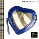 Burberry BURBERRY coin case Burberry check patent leather Womens