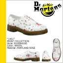 Point 2 x Dr. Martens Dr.Martens 1461 3 Hall shoes R10084100 PRINT leather mens Womens 3 EYE SHOE 02P13Dec13_m