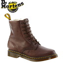 Dr. Martens Dr.Martens 8 hole boots R13239201 leather men women
