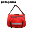 Patagonia patagonia shoulder bag 48280 Critical Mass Bag polyester men's women's